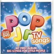 Pop Jr CD