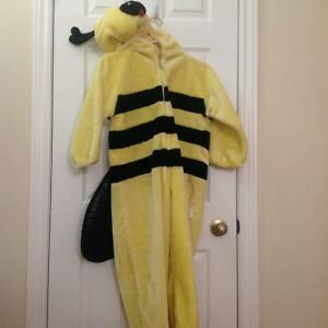 Bumble bee costume size 10-12