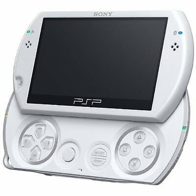 PSP Go in Trendcolor weiß