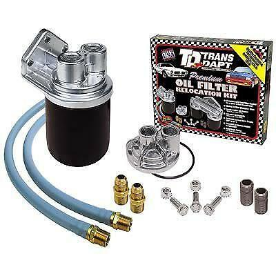 Oil Filter Relocation Kit eBay
