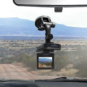The Original Dash Cam 4SK98C Dashcam with HD 720p 2.5in LCD Scre