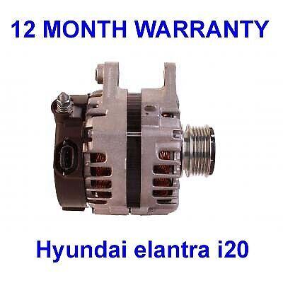Hyundai i30 1.6 CRDi Valeo Alternador TG12C090 TG12C118 TG12C140 TG12C141