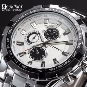 MONTRES  BRAND LUXURY FULL STAINLESS WATCHES MONTRES