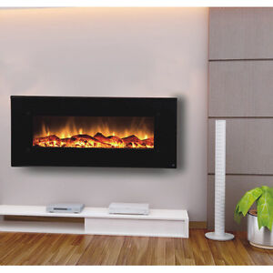 Looking for: electric wall mounted fireplace Belleville Belleville Area image 3