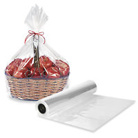 Riverside-Abert - CLEAR CELLOPHANE ROLLS