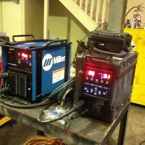 Miller PipeWorx 350 Pro Welder-Smart Feeder and FieldPro Remote