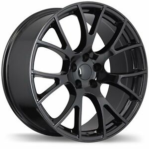 "Roues 20"" Hellcat Charger Challenger 300C Roue Mag SRT SRT8 20"
