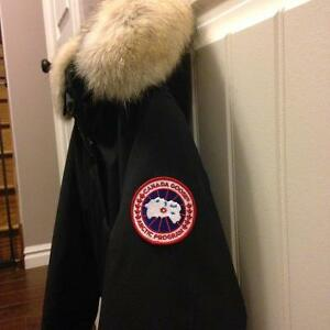 Ladies Canada Goose Victoria Parka Like New!