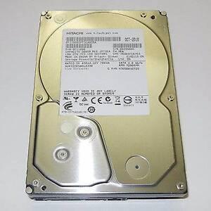 Hitachi 7200RPM Sata 3Gb/s 500GB Hard Drive HDD Carlton Melbourne City Preview