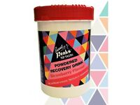 Sweet Peaks Strawberry Powdered Recovery Drink (500g) x 2 Tubs