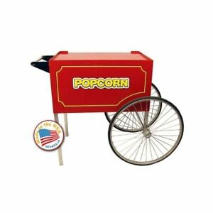 Paragon Classic Popcorn Cart, 14 and 16-Ounce 3090030 NEW
