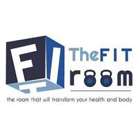 The FIT room is Searching for a Boot Camp/Personal Trainer