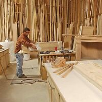 NUWOOD - CUSTOM CARPENTRY & MILLWORK - 35 YEARS IN THE INDUSTRY