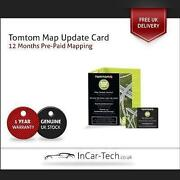 TomTom One XL Maps