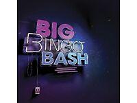 Big Bingo Bash at Mecca Bingo Beeston