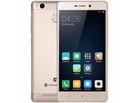Xiaomi Redmi 3X 2GB RAM 4G Smartphone - GOLDEN