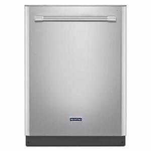 Lave-vaisselle Maytag 15 couverts / 24'', Stainless