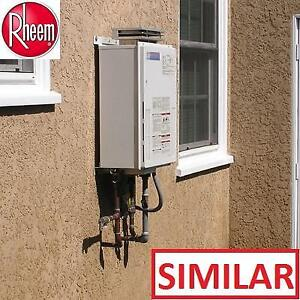 NEW RHEEM TANKLESS WATER HEATER ECOH200XLN-1 143027788 NATURAL GS 9.5 GPM HIGH EFFICIENCY OUTDOOR