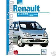 Reparaturanleitung Renault Scenic