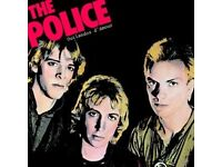 Sting The Police Concert Tickets for sale! Stalls (right at the front!) Hammersmith 9th April 2017