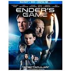 Ender's Game (Blu-ray/DVD, 2014, 2-Disc Set)
