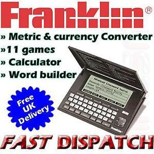 Franklin Crossword Puzzle Solver