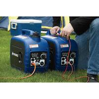2000W Inverter Generator Quiet and Parallel Ready