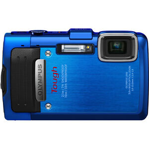 Olympus-Tough-TG-830-iHS-16MP-10m-Waterproof-Drop-proof-Digital-Camera-BLUE