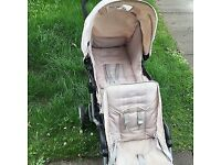 BARGAIN GRACO DOUBLE BUGGY
