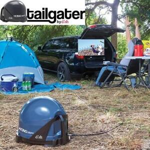 NEW KING TAILGATER SAT TV ANTENNA - 129267101 - SATELLITE PORTABLE ROOF MOUNTABLE