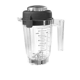 Dry Blade Container 0.9 L with Lid