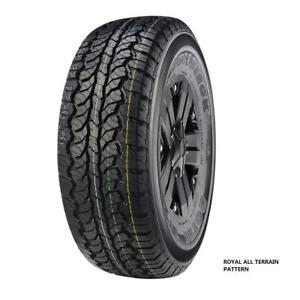 LT 265 70R17 ,265 70 17 NEW Set of 4 All Terrain Tires $539, 10 PLY