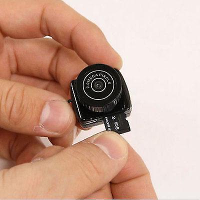 Die kleinste Minikamera