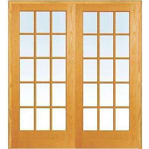 Bran new pair of french doors for sale