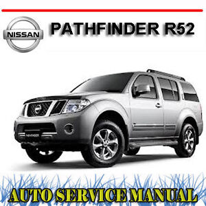 NISSAN-PATHFINDER-R52-3-5L-V6-2013-2014-WORKSHOP-SERVICE-REPAIR-MANUAL-DVD