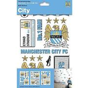 Manchester City Wall Stickers