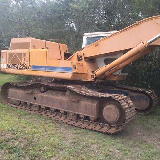 Excavator 32T