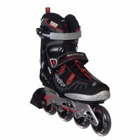 Mens Size 11 Spark 84 Inline Skates & Wrist Guards,   Only Worn