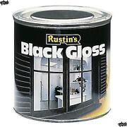 Black Gloss Paint