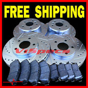 Dodge Journey Rotors