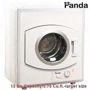 NEW PANDA 3.75 CU. FT. DRYER PAN60SF 225521369 PORTABLE 110V WHITE HOME HOUSE APPLIANCE CLOTHES