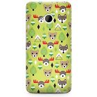 Green Fitted Case/Skin for HTC Desire V