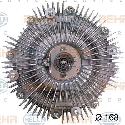 HELLA 8MV 376 791-061 CLUTCH RADIATOR FAN FITS TOYOTA HILUX 5 WHOLESALE PRICE