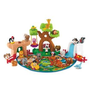 Fisher price A to Z learning zoo brand new