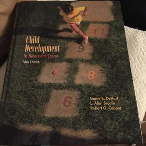 CHILD DEVELOPMENT its nature and course