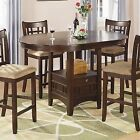 Cherry Oval Dining Table Dining Furniture Sets