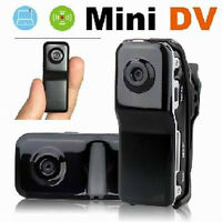 New in Box Mini MD80 Clip-on Camera Camcorder Webcam + Free Gift