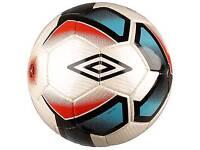 UMBRO size 5 footballs