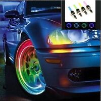 Cool LED Valve Stem Lights for Cars, Bicycles, Motorcycles, etc