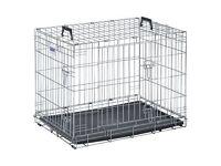 Medium dog cage/crate